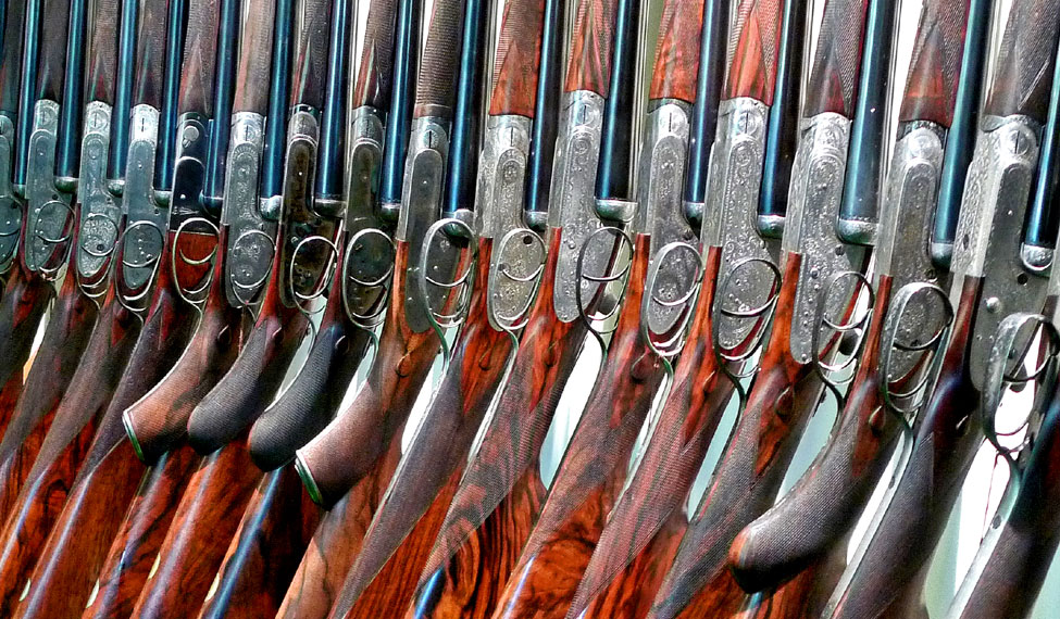 english guns and second hand shotguns for sale
