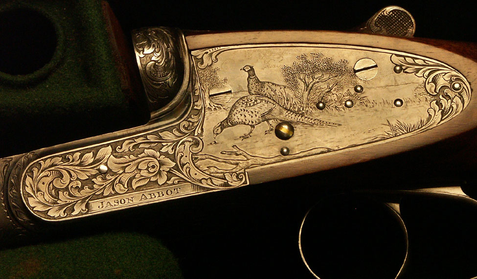 second hand shotguns, English guns, gun repairs and restocking. Holland and Holland and Purdey guns